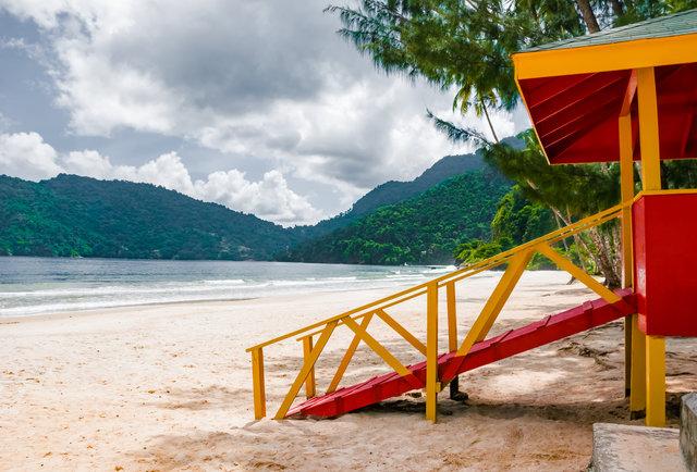 Lạc lối trước những bãi biển đẹp như thiên đường ở vùng Caribe - hình ảnh 5