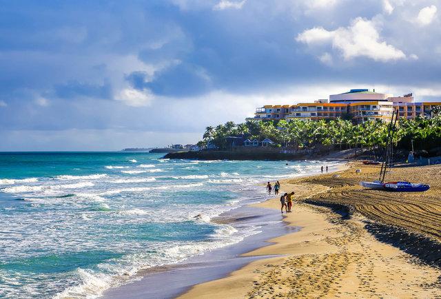 Lạc lối trước những bãi biển đẹp như thiên đường ở vùng Caribe - hình ảnh 1