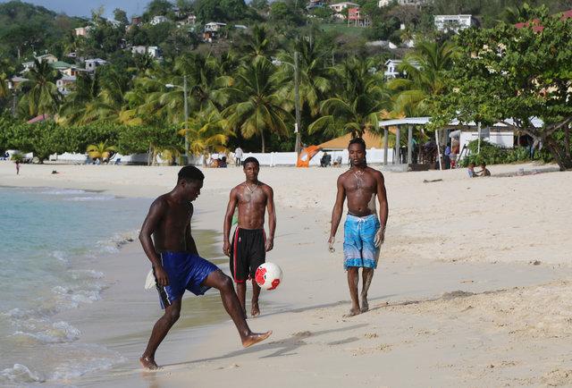 Lạc lối trước những bãi biển đẹp như thiên đường ở vùng Caribe - hình ảnh 14