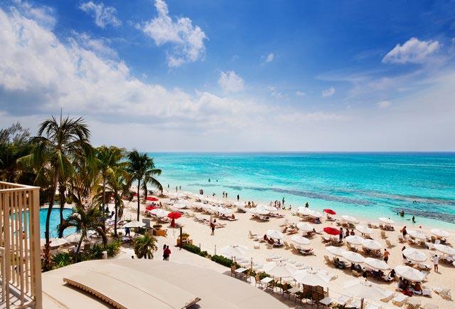 Lạc lối trước những bãi biển đẹp như thiên đường ở vùng Caribe - hình ảnh 15