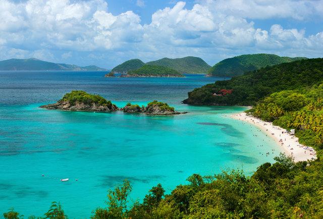 Lạc lối trước những bãi biển đẹp như thiên đường ở vùng Caribe - hình ảnh 11