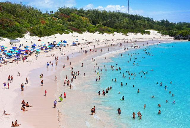 Lạc lối trước những bãi biển đẹp như thiên đường ở vùng Caribe - hình ảnh 13