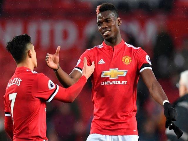 Pogba - Sanchez hóa thù thành bạn, MU - Mourinho cuộc đời nở hoa