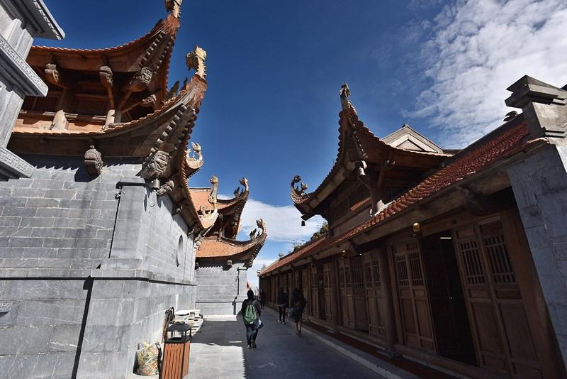 Dấu ấn kiến trúc thời Trần: Kiệt tác tâm linh Fansipan - hình ảnh 10