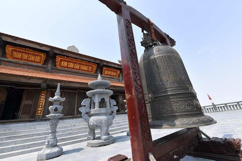 Dấu ấn kiến trúc thời Trần: Kiệt tác tâm linh Fansipan - hình ảnh 5