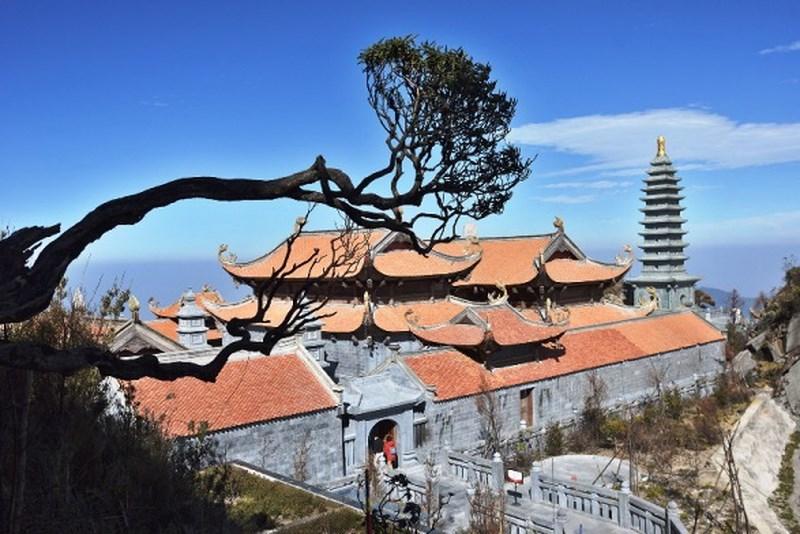 Dấu ấn kiến trúc thời Trần: Kiệt tác tâm linh Fansipan - hình ảnh 7