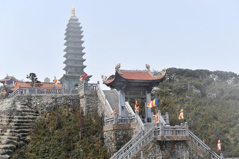 Dấu ấn kiến trúc thời Trần: Kiệt tác tâm linh Fansipan - hình ảnh 9
