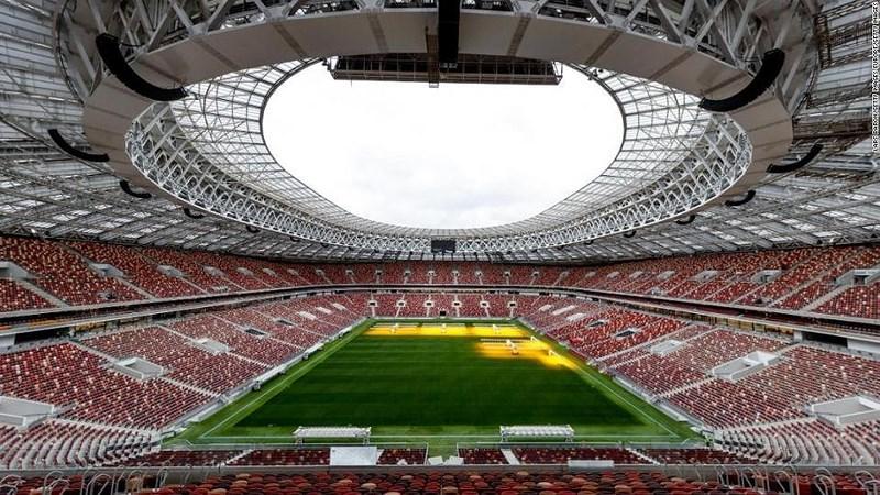 Du lịch qua 12 sân vận động World Cup của Nga - hình ảnh 9
