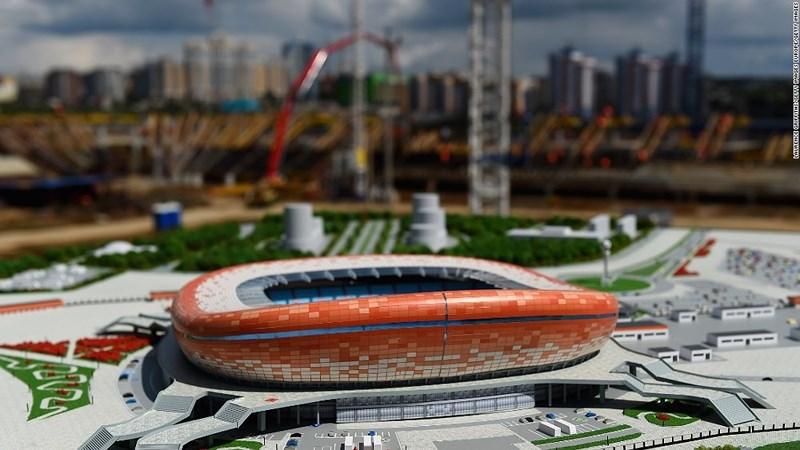 Du lịch qua 12 sân vận động World Cup của Nga - hình ảnh 10