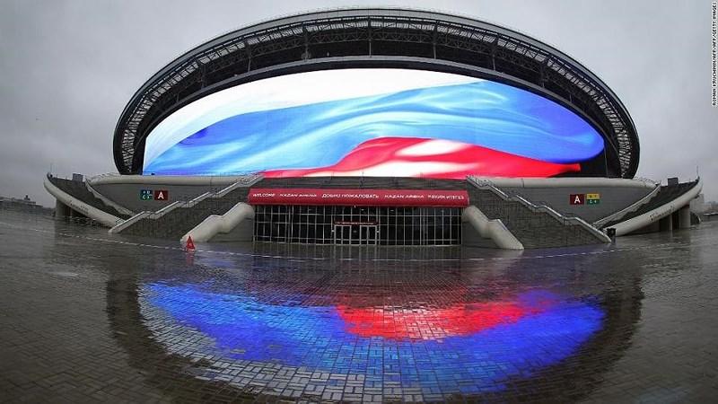 Du lịch qua 12 sân vận động World Cup của Nga - hình ảnh 11