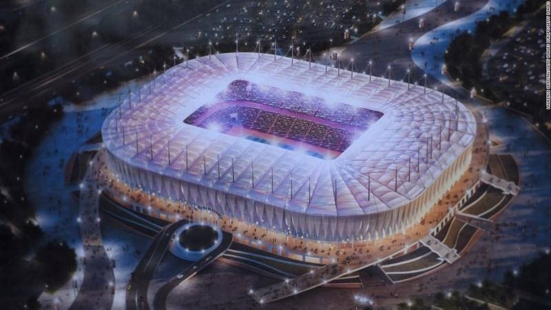 Du lịch qua 12 sân vận động World Cup của Nga - hình ảnh 3