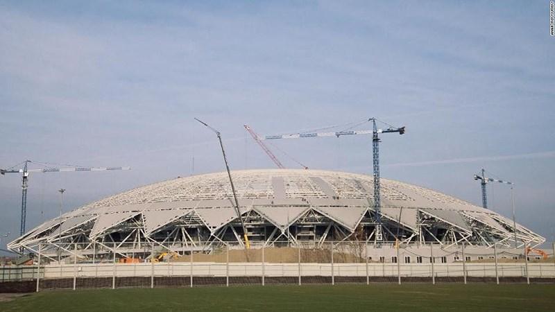 Du lịch qua 12 sân vận động World Cup của Nga - hình ảnh 5