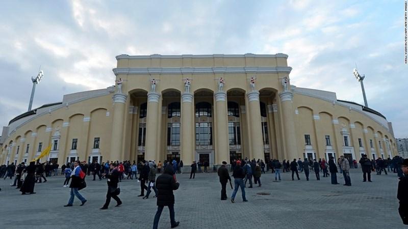 Du lịch qua 12 sân vận động World Cup của Nga - hình ảnh 6