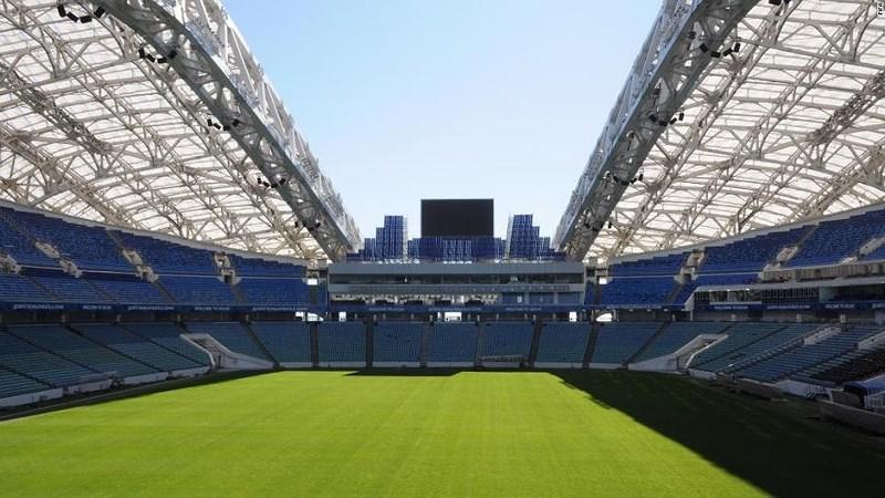 Du lịch qua 12 sân vận động World Cup của Nga - hình ảnh 7