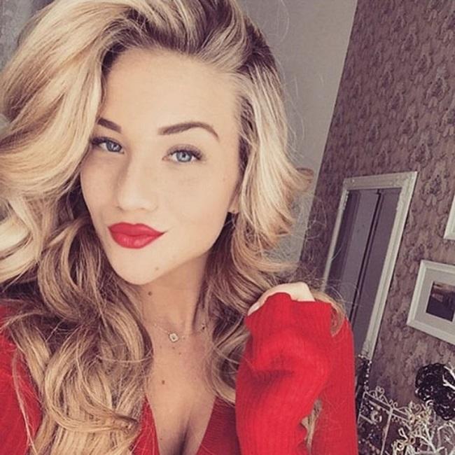 Bạn gái CR7: Hoa khôi mới trong dàn vợ bồ siêu xinh của Real,Juventus - hình ảnh 8