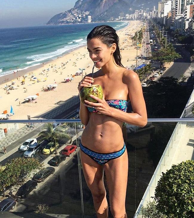 Bạn gái CR7: Hoa khôi mới trong dàn vợ bồ siêu xinh của Real,Juventus - hình ảnh 14