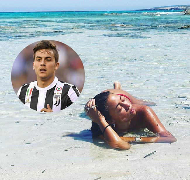 Bạn gái CR7: Hoa khôi mới trong dàn vợ bồ siêu xinh của Real,Juventus - hình ảnh 16