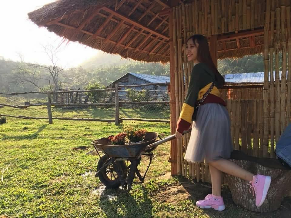 """Giới trẻ đứng ngồi không yên với trang trại """"sống ảo"""" nhất Phú Yên - hình ảnh 9"""