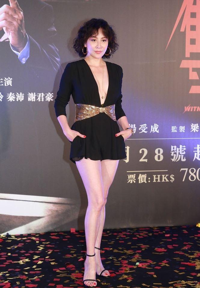 'Phát sốt' với gu mặc ngày càng táo bạo của mỹ nhân U60 Lưu Gia Linh - hình ảnh 4