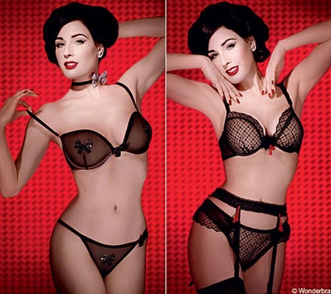 Những ảnh sexy nhất của vũ nữ thoát y số 1 thế giới Dita Von Teese - hình ảnh 7