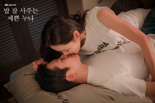 """""""Rụng tim"""" vì những nụ hôn táo bạo của chị đẹp đang hot nhất màn ảnh - hình ảnh 3"""