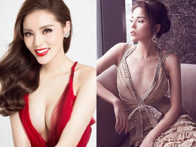Sau sửa vòng 1, Vân Hugo, Phi Thanh Vân… mê mốt váy áo lả lơi như sắp rơi - hình ảnh 1