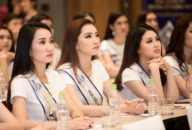 Lộ diện vương miện gần 2 tỉ đồng của Hoa hậu Biển Việt Nam toàn cầu 2018 - hình ảnh 1