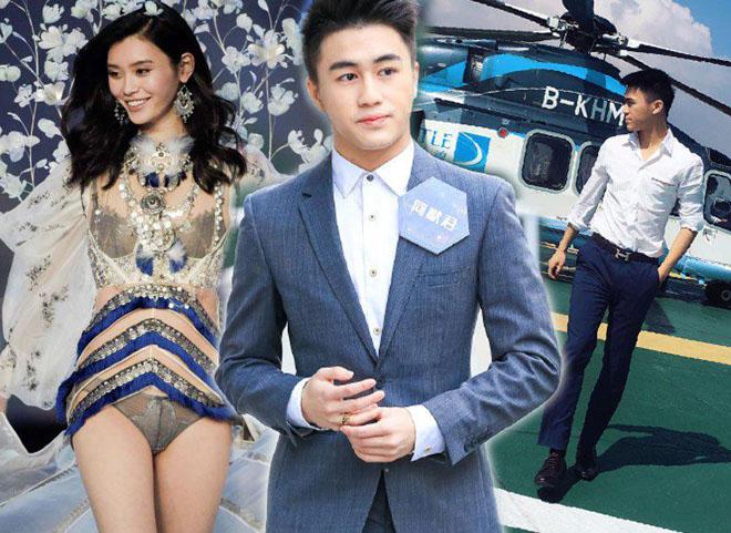 Bạn gái toàn chân dài của 2 cậu ấm siêu giàu Macao, Trung Quốc - hình ảnh 2
