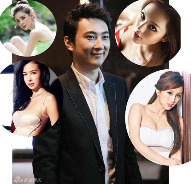 Bạn gái toàn chân dài của 2 cậu ấm siêu giàu Macao, Trung Quốc - hình ảnh 3