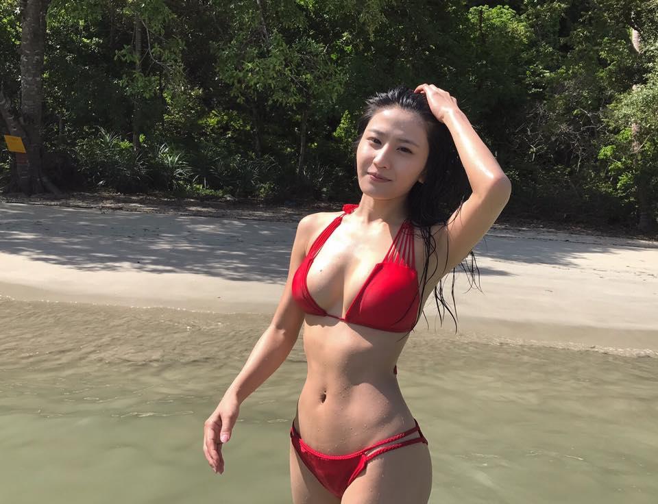 Cách mát-xa của mỹ nữ TVB bị sa thải vì ân ái trong nhà vệ sinh - hình ảnh 5