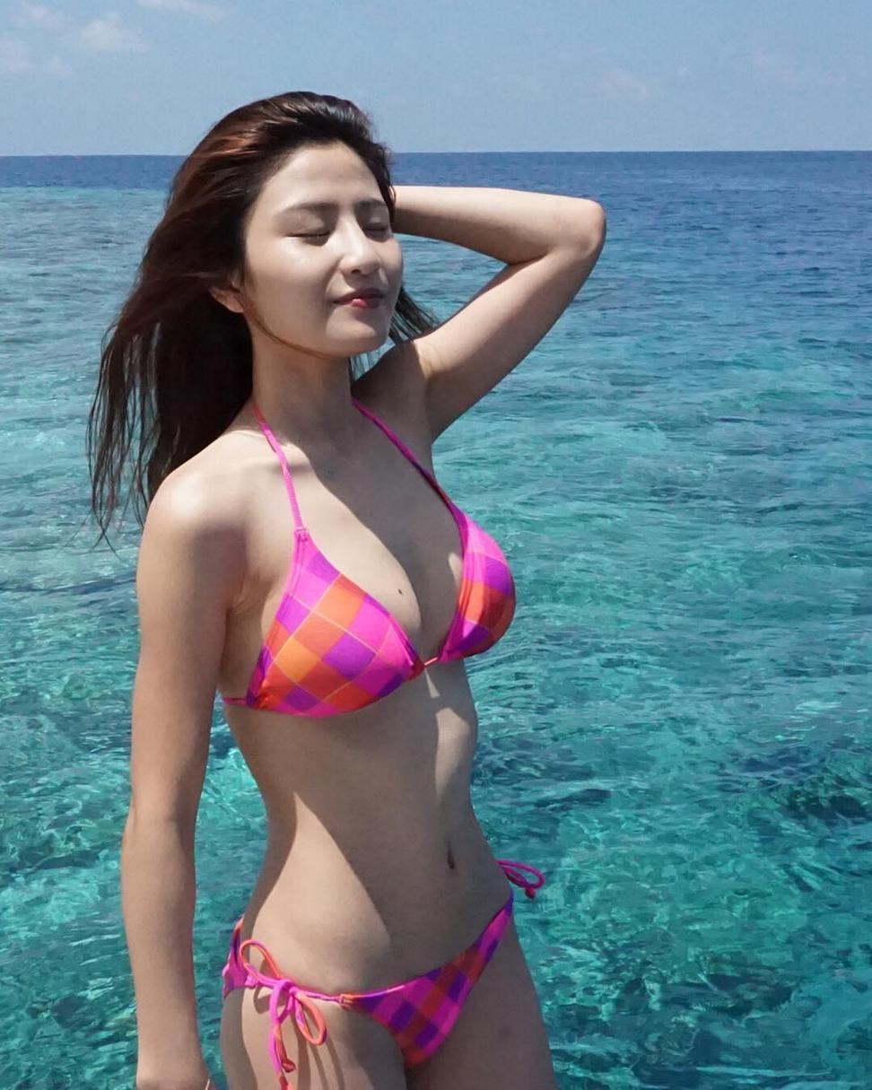 Cách mát-xa của mỹ nữ TVB bị sa thải vì ân ái trong nhà vệ sinh - hình ảnh 6