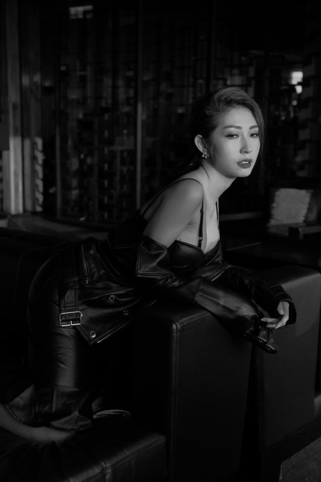 Khổng Tú Quỳnh khóc liên tục trong lần đầu hợp tác với rapper hàng đầu underground - hình ảnh 2