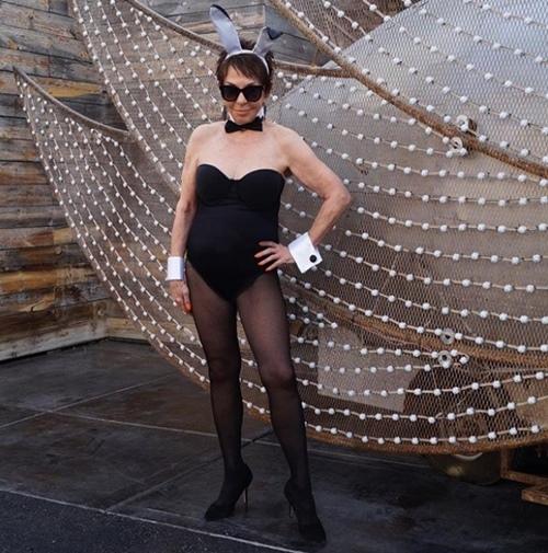 Cựu mẫu Playboy U90 vẫn mặc nội y quá sexy - hình ảnh 1