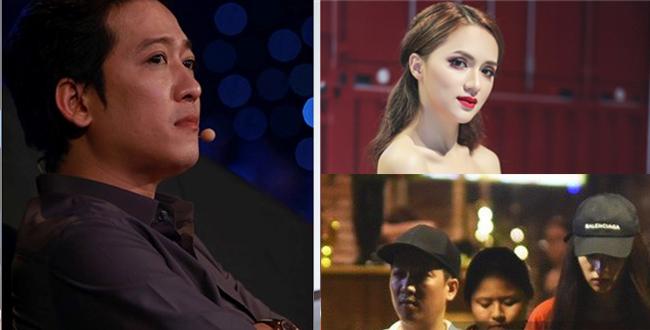 Giữa tin chia tay Nhã Phương, Trường Giang lại thân mật với Hương Giang Idol - hình ảnh 2