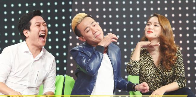 Giữa tin chia tay Nhã Phương, Trường Giang lại thân mật với Hương Giang Idol - hình ảnh 5