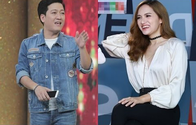 Giữa tin chia tay Nhã Phương, Trường Giang lại thân mật với Hương Giang Idol - hình ảnh 3