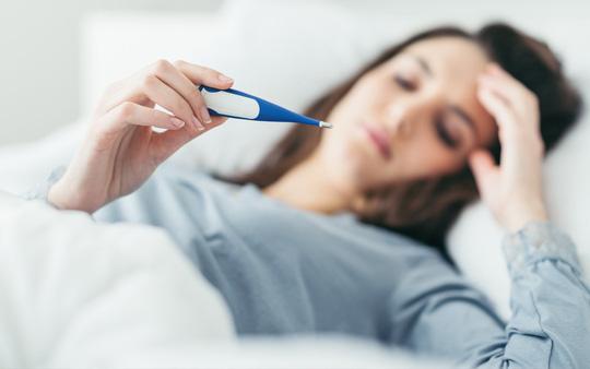 Tưởng cảm cúm, hóa ra mắc… bệnh tình dục - hình ảnh 1