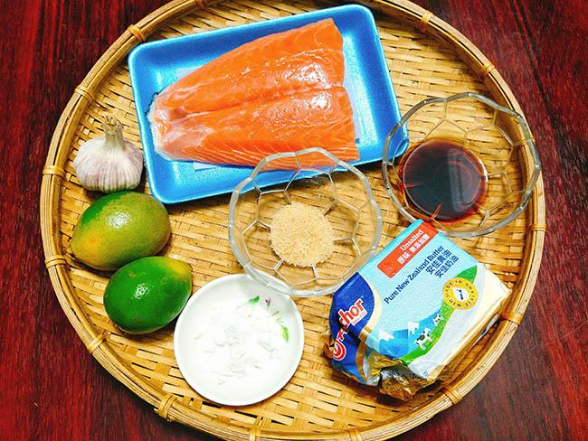 Thi thoảng ăn sang với cá hồi sốt bơ béo ngậy, thơm lừng - 2