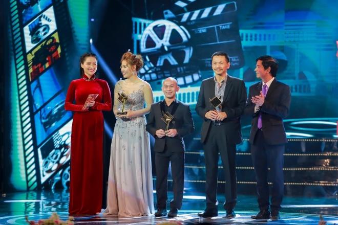 Lễ trao giải Cánh Diều: Nhầm tên nhạy cảm, thưa thớt ngôi sao - hình ảnh 3