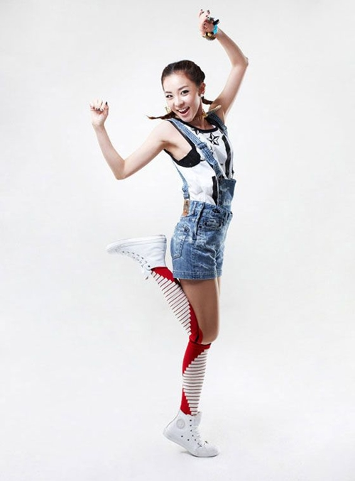 Loạt mỹ nhân Hàn kém hấp dẫn vì vòng 3 khiêm tốn - hình ảnh 7