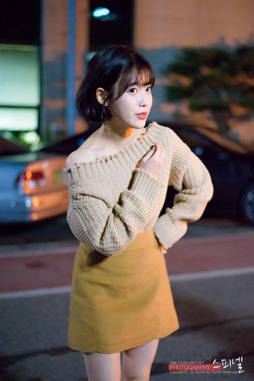 Loạt mỹ nhân Hàn kém hấp dẫn vì vòng 3 khiêm tốn - hình ảnh 13