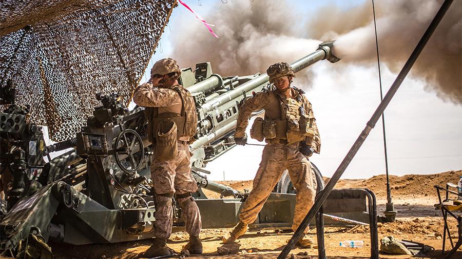 Mỹ không rút quân khỏi Syria tới khi đạt được mục tiêu - 1