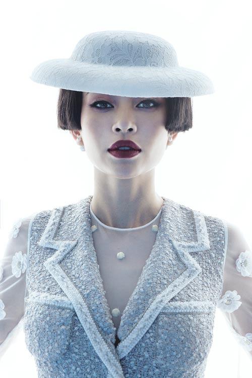 NTK Công Trí hồi sinh Coco Chanel qua… áo dài - hình ảnh 5