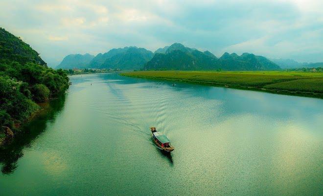 Đến Hà Tĩnh phải leo núi Hồng Lĩnh, thăm dòng sông La - hình ảnh 2