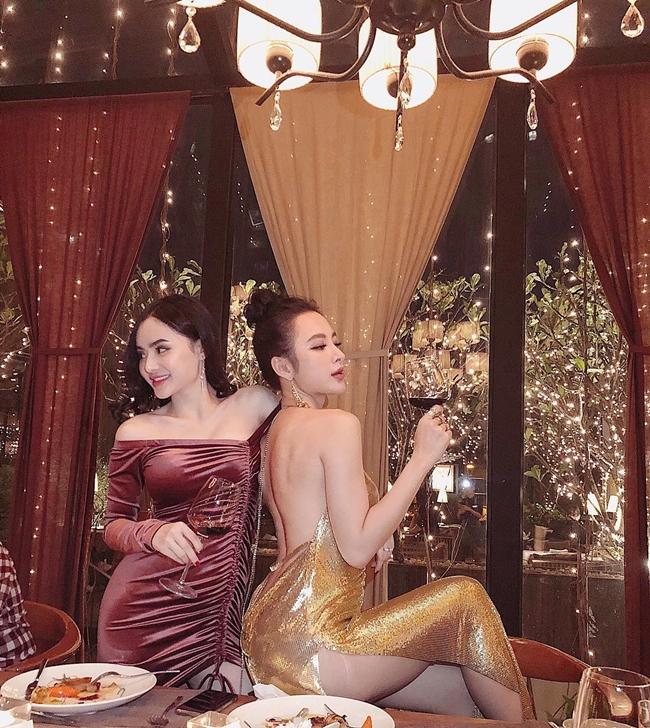 Mỏi cổ xem Angela Phương Trinh và dàn mỹ nữ oằn mình tạo dáng - hình ảnh 14