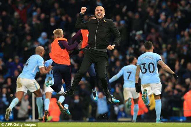 "Man City vô địch: Pep Guardiola ""truyền giáo"", vẫn kém phát kiến Conte 3-5-2 - 1"
