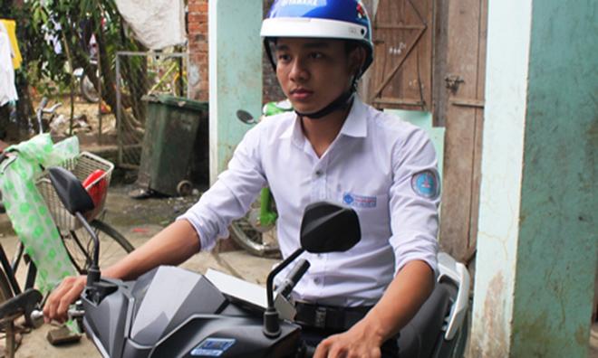 Nam sinh Quảng Nam chế tạo máy đo nồng độ cồn thông minh - hình ảnh 3
