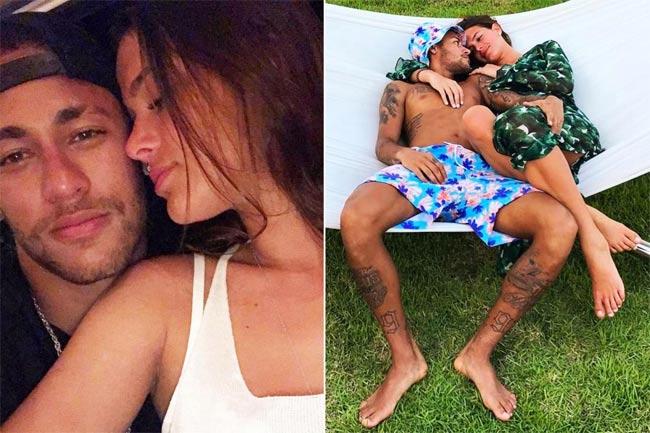 Đây là cô người mẫu khiến Neymar 5 lần, 7 lượt cũng không thoát nổi lưới tình - hình ảnh 5