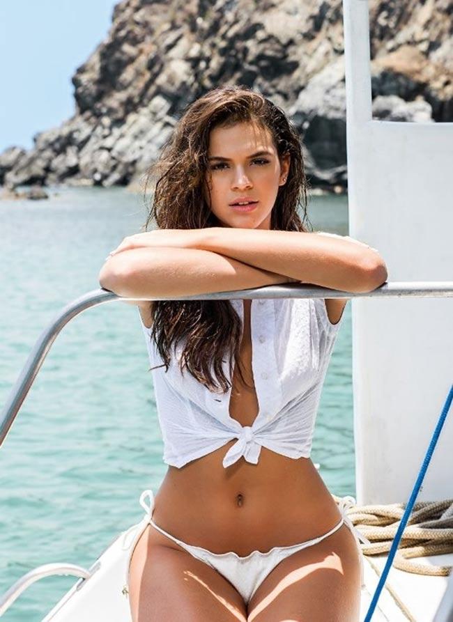 Đây là cô người mẫu khiến Neymar 5 lần, 7 lượt cũng không thoát nổi lưới tình - hình ảnh 10