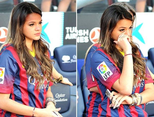 Đây là cô người mẫu khiến Neymar 5 lần, 7 lượt cũng không thoát nổi lưới tình - hình ảnh 15